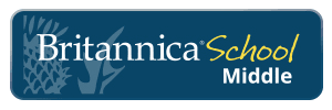 Britannica School Middle Linked Logo