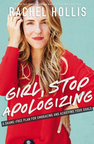 Girl Stop Apologizing Book Cover