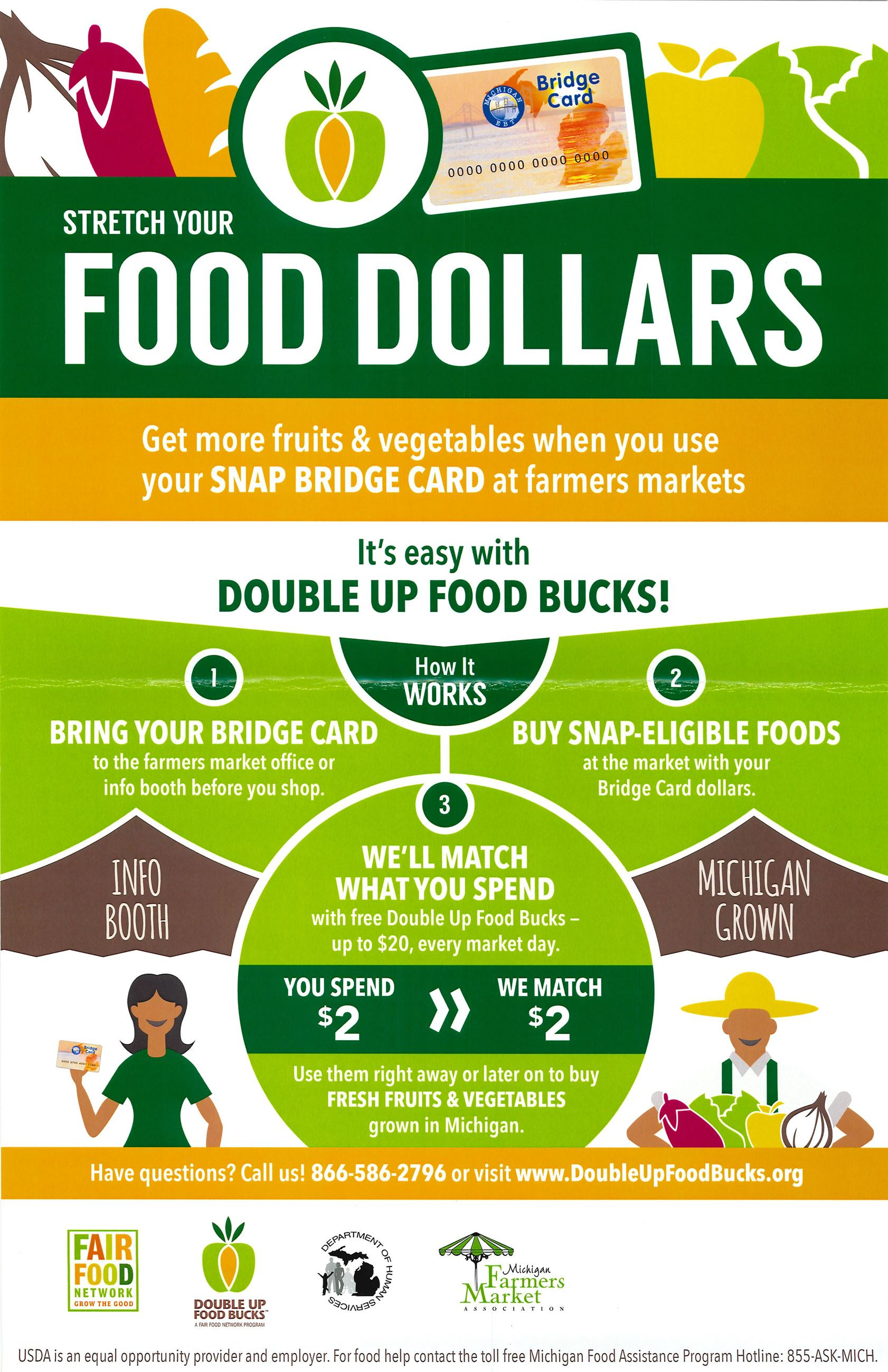 Stretch Your Food Dollars-2019