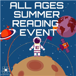 All Ages Summer Reading Event Image