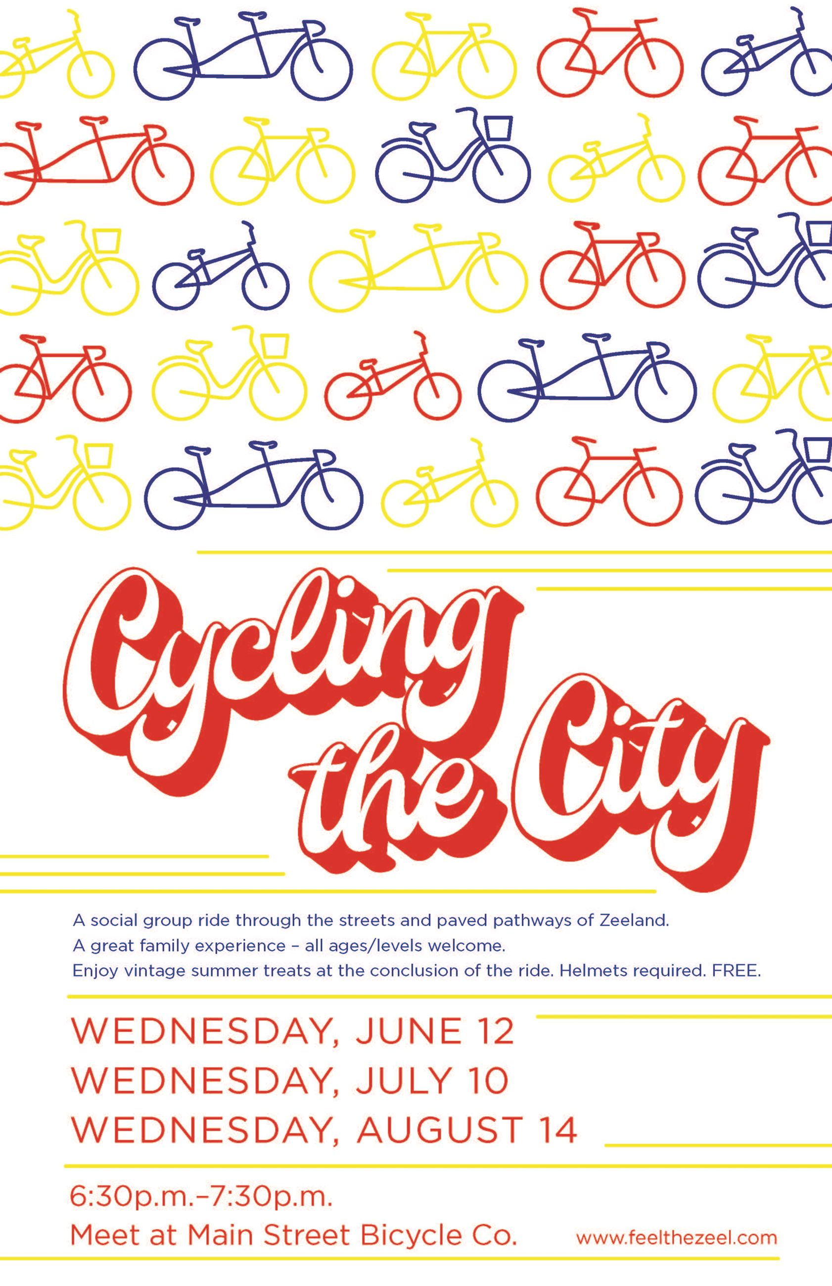 Cycling the City Poster RD2-2019