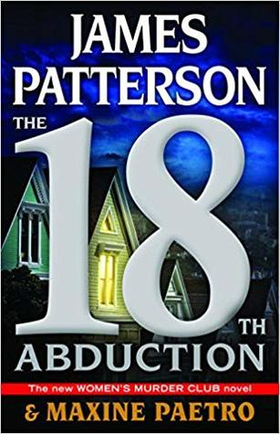 18th Abduction Book Cover