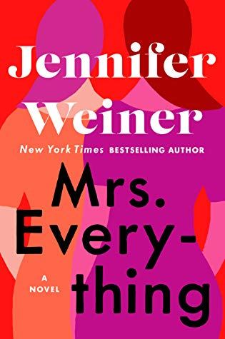 Mrs Everything Book Cover