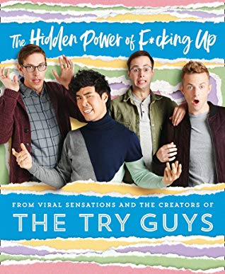 The Try Guys Book Cover