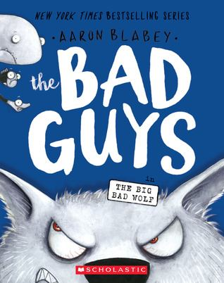 The Bad Guys and the Big Bad Wolf Book Cover