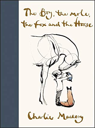 The Boy The Mole The Fox and The Horse Book Cover