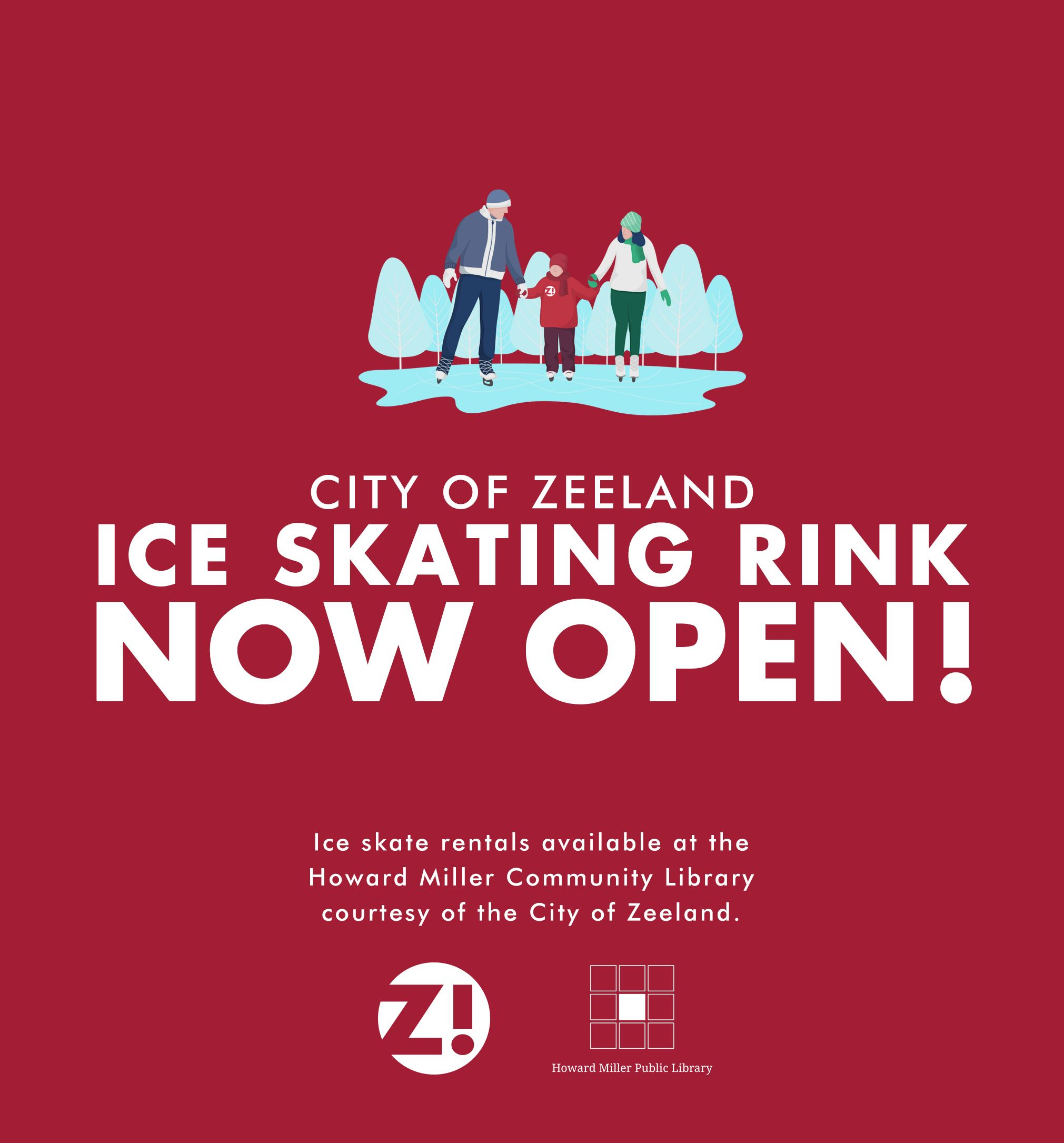 ice skate tag now open