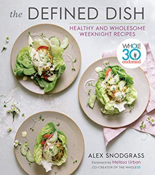 The Defined Dish Book Cover