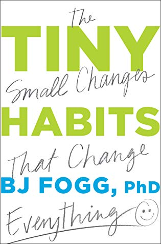 Tiny Habits Book Cover