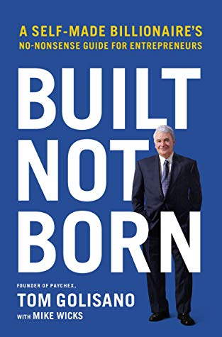Built Not Born Book Cover