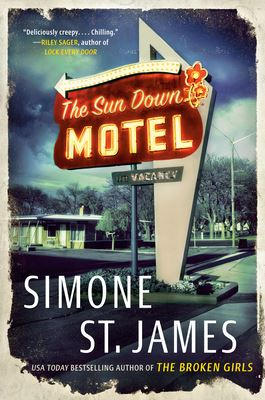 Sun Down Motel Book Cover