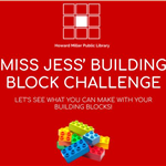Miss Jess Building Block Challenge Lets See What You Can Make With Your Building Blocks