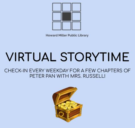 Virtual Classic Storytime