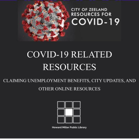 Covid 19 Related Resources