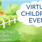 Virtual Children Event Cover Sing Song Yoga
