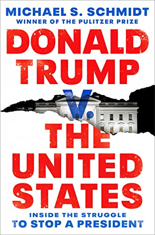Donald Trump V the United States Book Cover
