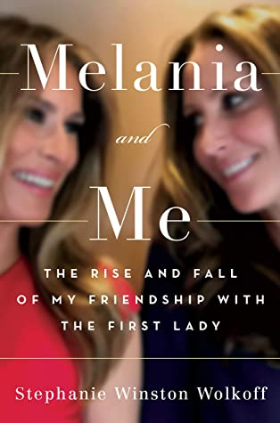 Melania and Me Book Cover