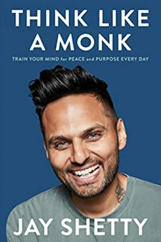 Think Like a Monk Book Cover