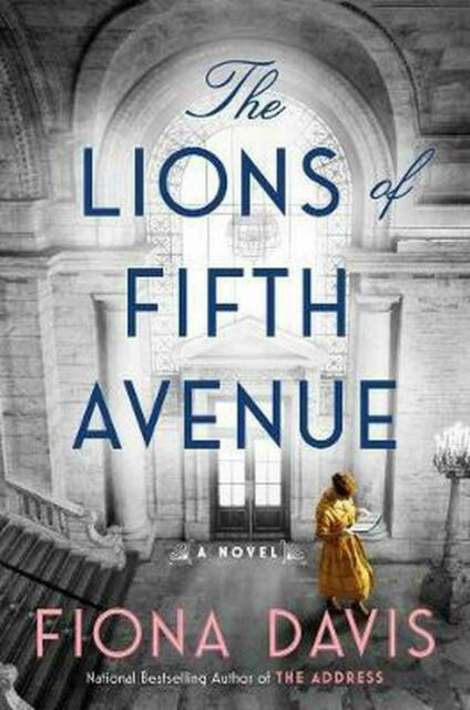 Lions of Fifth Avenue Book Cover
