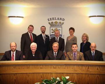 Zeeland City Council